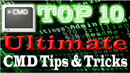 Command Prompt Tips and Tricks - MalvaStyle Solutions