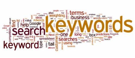 market keywords