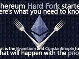 Ethereum Hard Fork Metropolis